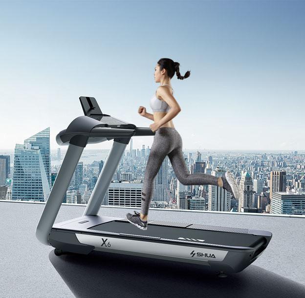 X6 家用豪华智能跑步机